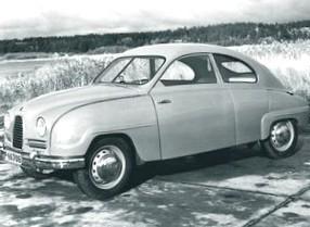 История Saab (Сааб)