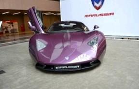 Итогом работы Marussia Motors стала продажа четырех автомобилей
