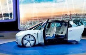 Электромобили Volkswagen оснастят технологией 5G