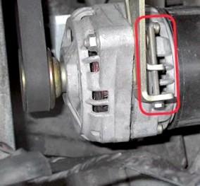 Как можно вывести из строя автомобильный генератор