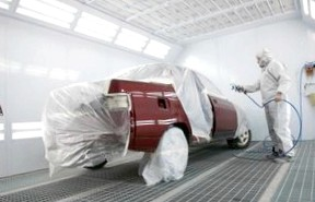 Как покрасить бампер автомобиля?