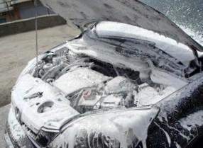 Как правильно мыть двигатель