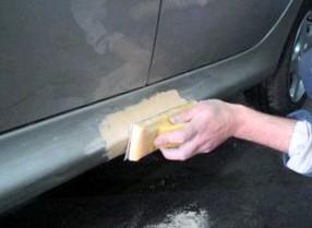 Как правильно шпаклевать авто