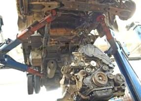 Как проводится плановый ремонт мотора