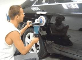 Как самостоятельно отполировать кузов машины