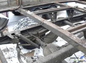 Как самостоятельно отремонтировать раму грузовика