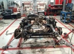 Как технологически правильно отремонтировать кузов легкового автомобиля?