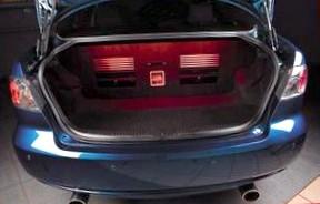 Как выбрать место в автомобиле для установки сабвуфера