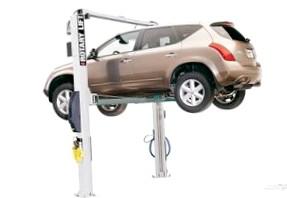 Как выбрать подъемник для легковой машины