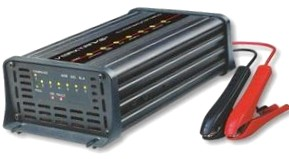 Как зарядить гелевый аккумулятор