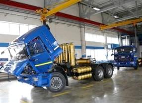 КАМАЗ намерен организовать производство грузовиков в Литве