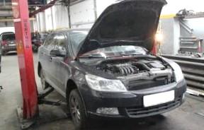 Капитальный ремонт двигателя и ремонт топливной аппаратуры