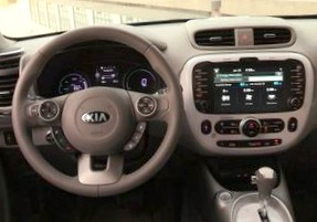 KIA Soul EV: Электрический автомобиль от KIA