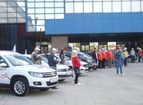 Комплекс «Паутина» по борьбе с угонщиками автомобилей