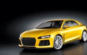 Концепт Audi Quattro запустят в серию