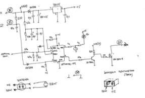 Контроллер вентилятора охлаждения