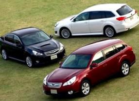 Краткий обзор особенностей  Subaru Outback 2012