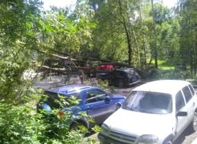 Кто несет ответственность за поврежденный стихией автомобиль?