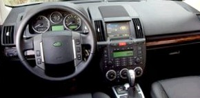 Land Rover Freelander 2: Универсальный премиум