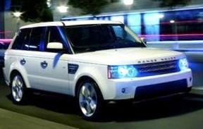 Land Rover признан лучшим внедорожником