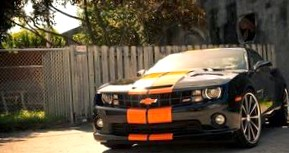 Легенда Америки - Chevrolet Camaro SS