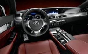 Lexus GS. Ваш новый автомобиль