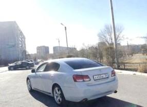 Lexus GS430 2006 г.в. (Все это лирика)