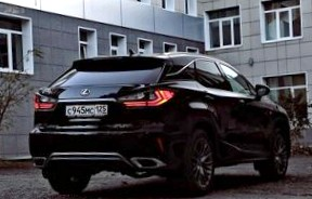 Lexus IS будет продаваться на авторынке России уже с сентября