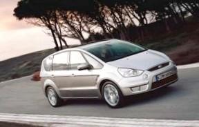 Лучший в Европе автомобиль Ford S-MAX, тест драйв