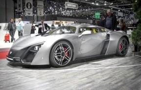 Marussia удивила мировой автопром