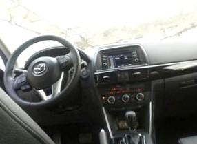 Mazda CX-7 2.5: Мне без перца, пожалуйста!
