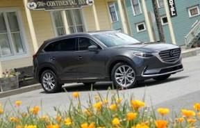 Mazda CX-9: Второе дыхание