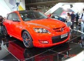 "Mazda3 MPS Extreme (Экстремальная ""матрешка"")"