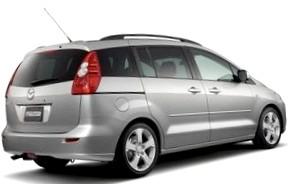 Mazda5: Семейный Zoom-zoom