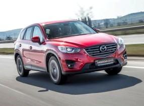 Mazda6 и Mazda CX-5: Изменения на лицо