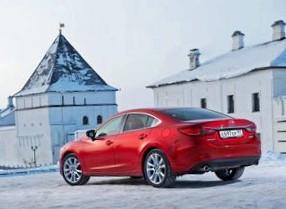 Mazda6: Жизнь требует движения