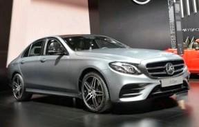 Mercedes A-Class E-Cell (Виртуальная премьера электрокара)