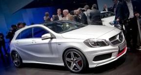 Mercedes-Benz A-класса (Новый)