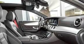 Mercedes-Benz представил дебютную AMG-версию нового E-класса