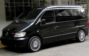 Mercedes-Benz R-класса