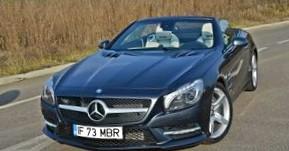 Mercedes-Benz SL400: Прошлое и будущее
