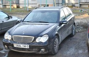 Mercedes C-Class (Меньше 175 «лошадей» – не Mercedes)