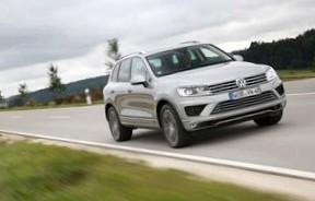 Мини-обзор Volkswagen Touareg