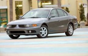 Mitsubishi Eterna 2001 г.в.