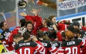 На Чемпионат Мира по Хоккею – со SKODA!