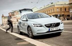 Началась доставка товаров в багажники автомобилей Volvo