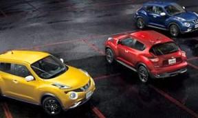 Nissan Juke: Найди в нем что-нибудь своё