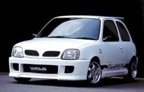 Nissan Micra 2002 г.в.