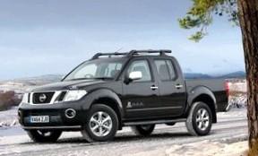 Nissan Navara - авто для поездок и бизнеса