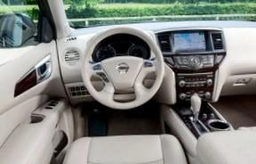 Nissan Pathfinder 2005 г.в. (Женские бои)